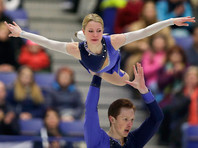 Евгения Тарасова и Владимир Морозов стали чемпионами Европы по фигурному катанию
