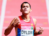 Бегуна Дылдина отлучили от спорта за отказ пройти допинг-тест