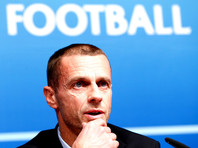 Президент УЕФА не видит оснований отбирать у России чемпионат мира по футболу