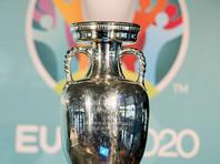 В Санкт-Петербурге представили эмблему чемпионата Европы по футболу 2020 года