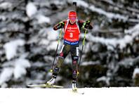 Дальмайер выиграла вторую гонку подряд на Кубке мира по биатлону