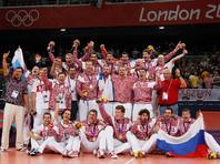 Соперники обвинили российских волейболистов в употреблении допинга на Играх-2012