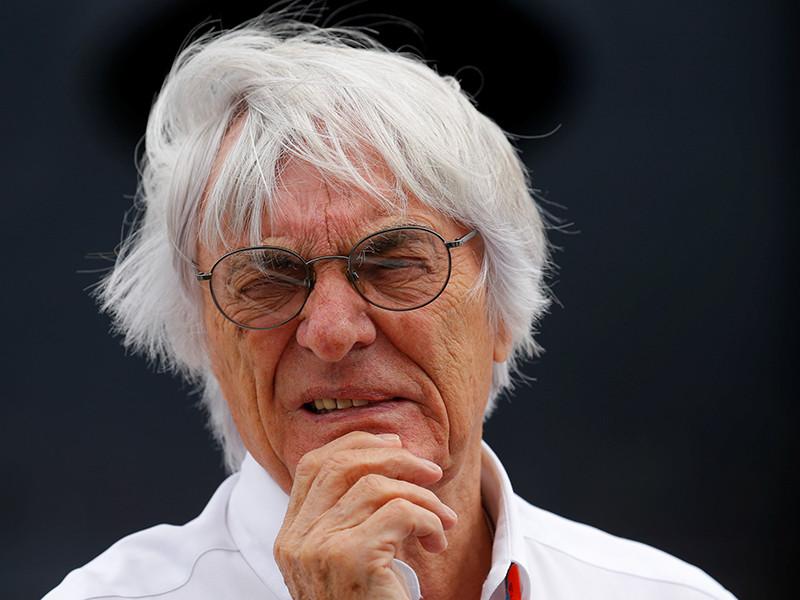 """Британский предприниматель Берни Экклстоун уволен с поста исполнительного директора автогонок """"Формула-1"""""""