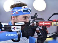 Антон Шипулин впервые выиграл индивидуальную гонку на Кубке мира по биатлону