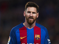"""Барселона"" не отпустила Лионеля Месси на гала-вечер ФИФА"