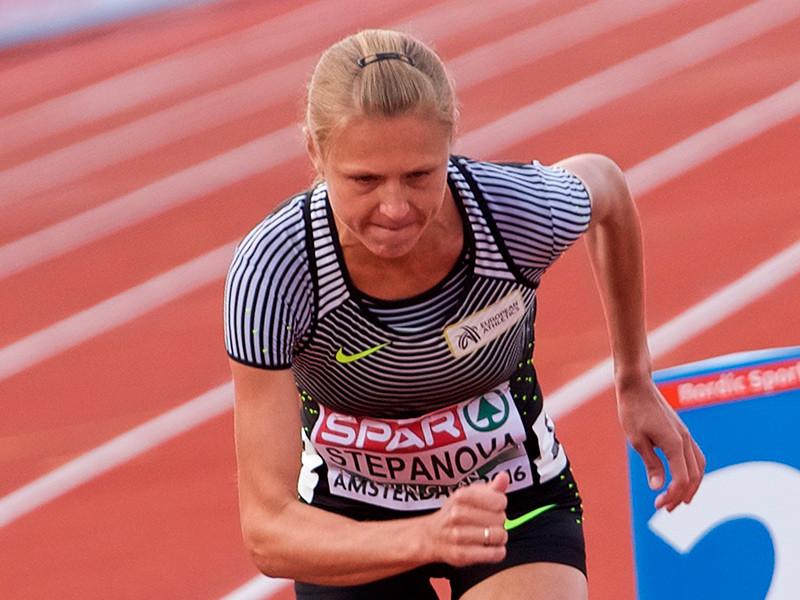 Информатор Всемирного антидопингового агентства (WADA) Юлия Степанова заняла седьмое место в финальном забеге на 800 метров на этапе зимнего Мирового тура Международной ассоциации легкоатлетических федераций