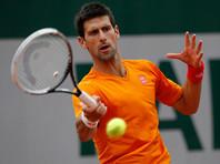 Новак Джокович сыграет против россиян на теннисном Кубке Дэвиса
