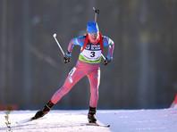 Россияне первенствовали в медальном зачете чемпионата Европы по биатлону