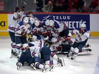 Сборная США выиграла молодежный ЧМ по хоккею, у России - бронза