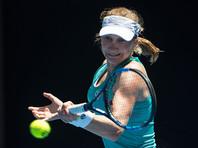 Екатерина Макарова проиграла в четвертом круге Australian Open