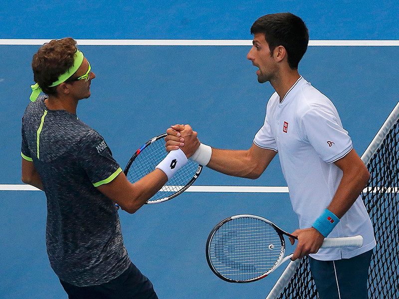 Шестикратный и действующий чемпион Australian Open проиграл со счетом 7:6 (10:8), 5:7, 2:6, 7:6 (7:5), 6:4, допустив 72 невынужденные ошибки
