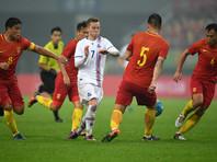 В китайском футболе ужесточен лимит на легионеров