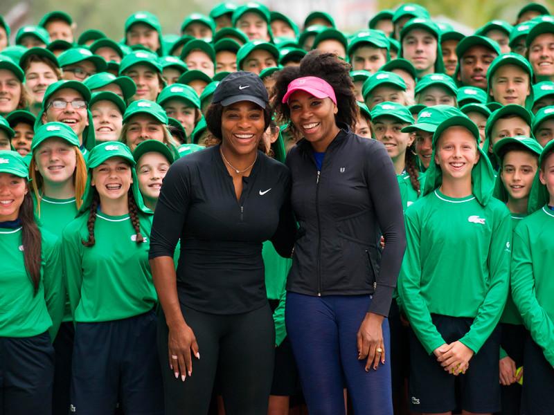 В финале Australian Open сыграют сестры Серена и Винус Уильямс
