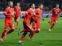 Сборная России замерла на антирекордной отметке в рейтинге ФИФА