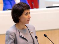 Сенатор Татьяна Лебедева будет оспаривать обвинения в приеме допинга