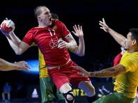 Россияне победили бразильцев на чемпионате мира по гандболу