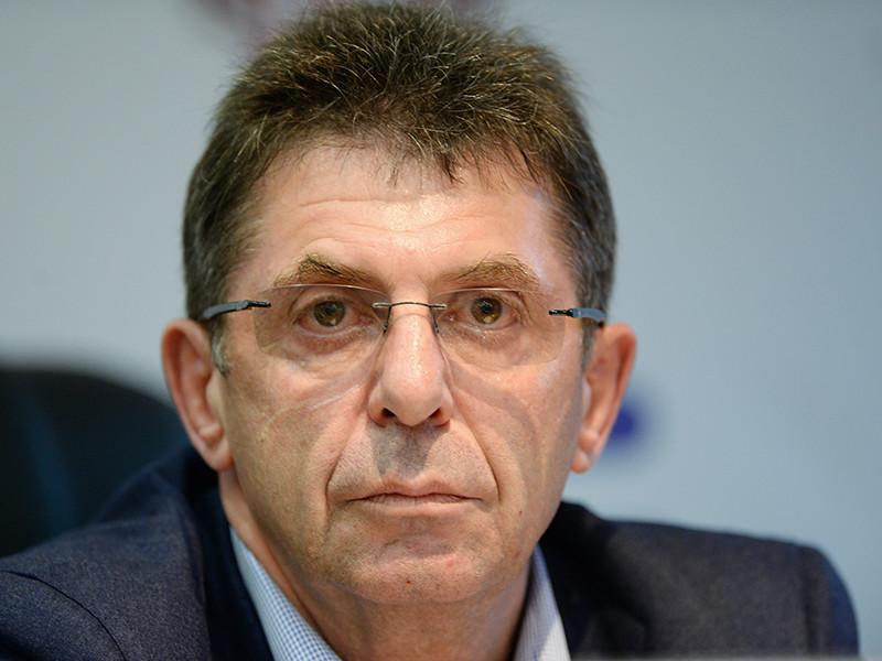 Глава Союза биатлонистов России (СБР) Александр Кравцов