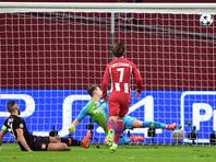 """""""Атлетико"""" и """"Манчестер Сити"""" сделали весомые заявки на выход в четвертьфинал ЛЧ"""