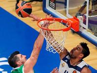 УНИКС проиграл пятый матч подряд в баскетбольной Евролиге
