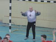 Бывший вратарь сборной России по гандболу возобновил карьеру в 55 лет