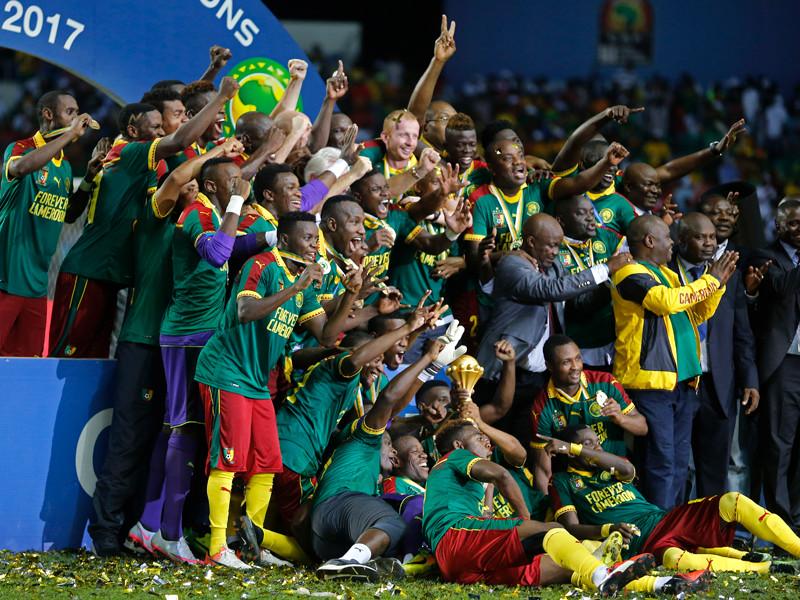 Футболисты Камеруна стали обладателями Кубка африканских наций