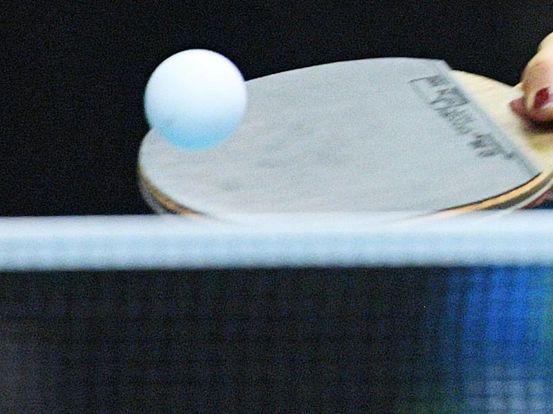 В настольном теннисе установили рекорд по количеству ударов в одном розыгрыше