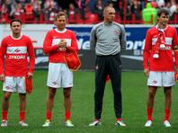 Карпин, Аленичев и Титов сыграют за сборную России по футболу на Кубке легенд