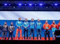 Российские биатлонисты стали пятыми в медальном зачете чемпионата мира