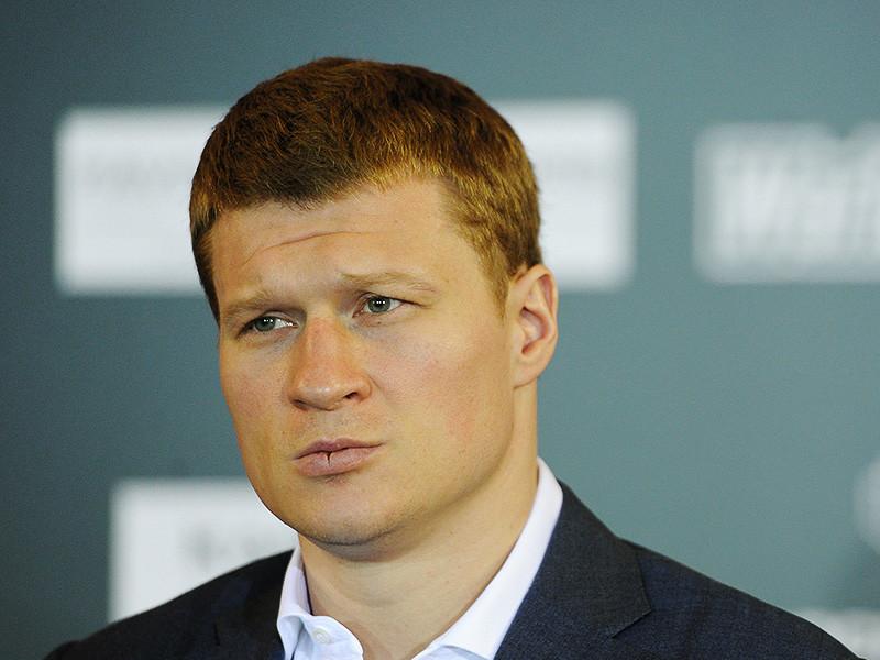 Россиянин Александр Поветкин, обвиняемый в применении запрещенных препаратов, исключен из рейтинга Всемирного боксерского совета (WBC) в супертяжелом весе