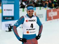 Лыжник Сергей Устюгов выиграл золото чемпионата мира в скиатлоне