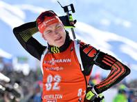 Российские биатлонисты скромно выступили в спринтерской гонке на чемпионате мира