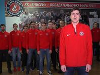 """""""Енисей"""" поддержал демарш """"Водника"""" и призвал Путина спасти русский хоккей"""