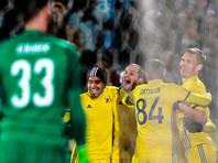 """""""Ростов"""" и """"Краснодар"""" победно стартовали в плей-офф Лиги Европы УЕФА, """"Зенит"""" проиграл"""