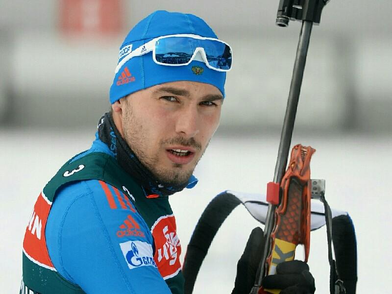 После спринтерской гонки биатлонистов на чемпионате мира в австрийском Хохфильцене состоялось примирительное рукопожатие олимпийских чемпионов