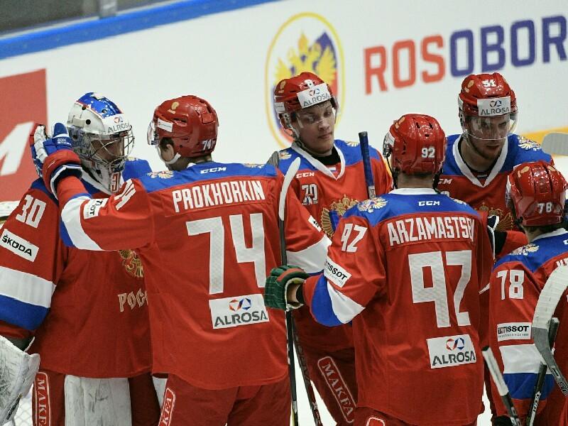 Сборная России благодаря победе над командой Чехии со счетом 4:2 в заключительном матче Шведских хоккейных игр досрочно стала победителем Евротура