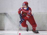 Хоккеисты сборной России в финале чемпионата мира со шведами
