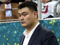 Экс-игрок НБА стал президентом Китайской баскетбольной ассоциации