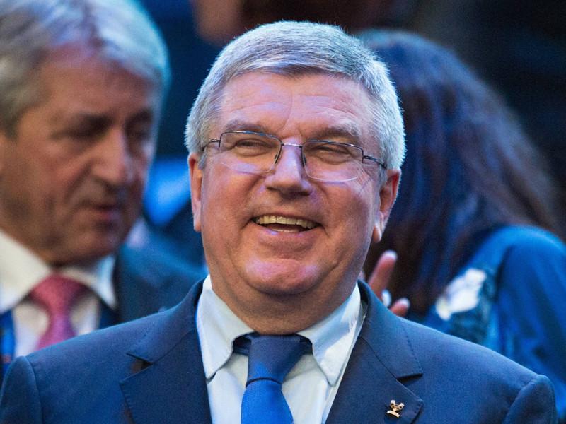 Президент МОК надеется, что IIHF и НХЛ договорятся об участии игроков в ОИ-2018