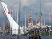 """Контракт на проведение в Сочи этапа """"Формулы-1"""" продлен до 2025 года"""