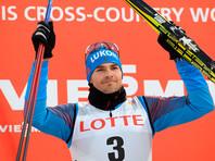 Лыжник Петр Седов победил на этапе Кубка мира в Пхенчхане