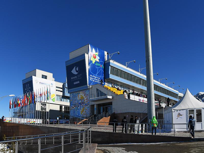 В среду в Алма-Ате состоялась торжественная церемония закрытия зимней Универсиады, победу в которой досрочно одержала сборная России