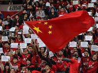 Китай задумался о проведении чемпионата мира по футболу