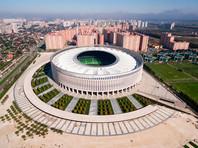 """Стадион """"Краснодара"""" претендует на звание лучшей футбольной арены мира"""