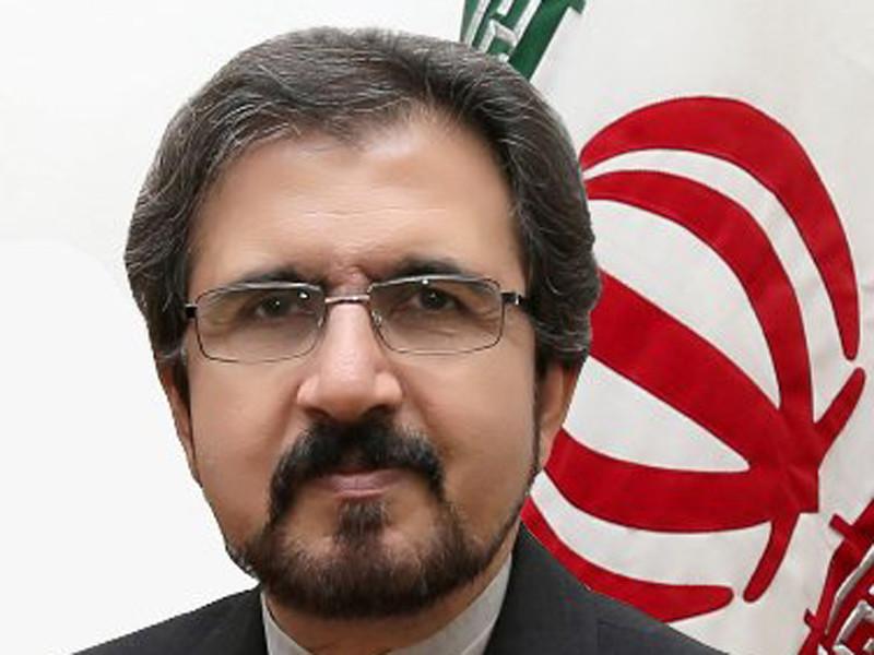 Представитель МИД ИРИ Бахрам Гасеми