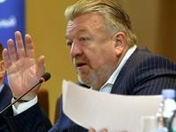 Банкир Василий Титов переизбран президентом Федерации спортивной гимнастики