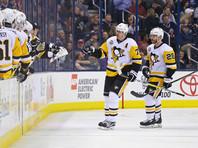 Евгений Малкин отдал 500-й голевой пас в чемпионатах НХЛ