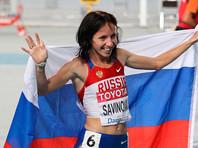 МОК пока не может лишить Марию Савинову золотой медали лондонской Олимпиады