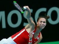 Теннисистки России сыграют в плей-офф за возвращение в первую Мировую группу Кубка Федерации