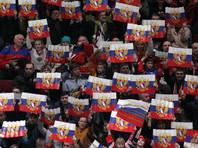Юные российские хоккеисты забросили туркам 42 безответные шайбы