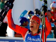 Чемпионом мира по биатлону впервые стал американец